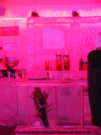 Bar Ice  Samui: die Icebar