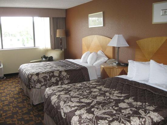 Days Inn Gettysburg: Room View
