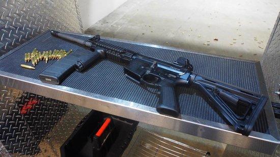 The Orlando Gun Club: Oh Yeah