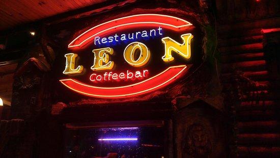 Leon Restaurant: enseigne