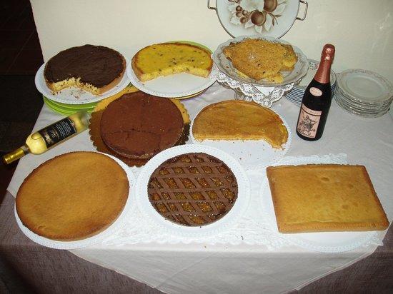 Locanda Casa Motta: le nostre torte