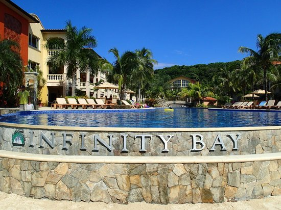 Infinity Bay Spa And Beach Resort Pool