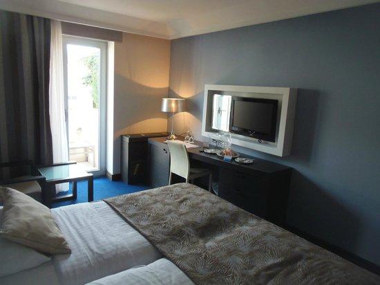 Hotel Lapad : Room 406