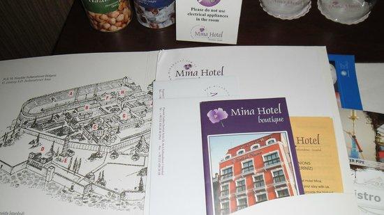 Hotel Mina: Mina Hotel