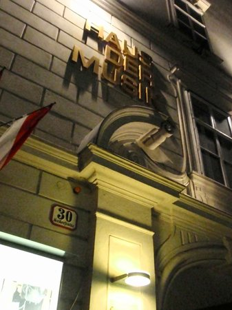 Entrance picture of haus der musik vienna tripadvisor for 45 house music