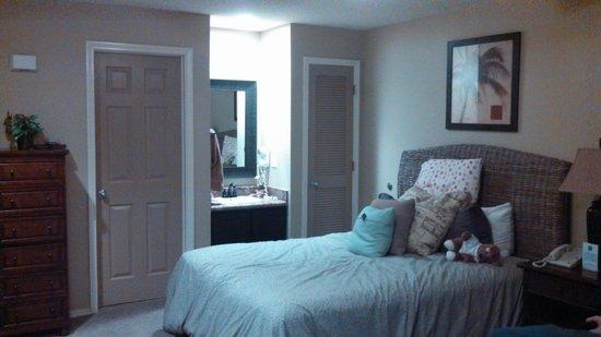 Still Waters Resort : Standard room