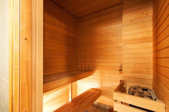 Tallinn City Apartments: Some apartments have saunas