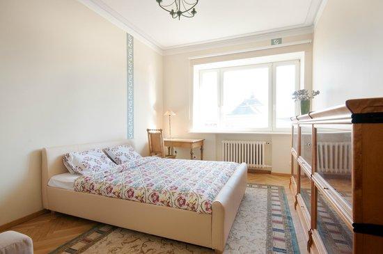 Tallinn City Apartments: Bedroom