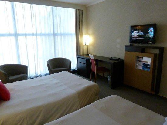 Novotel Geneve Centre: Room #422