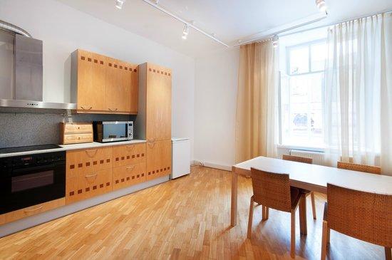 Tallinn City Apartments: Ideal for families