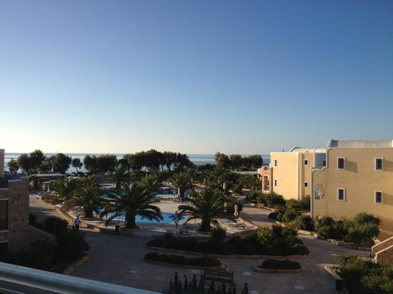 Santo Miramare Resort : View from room
