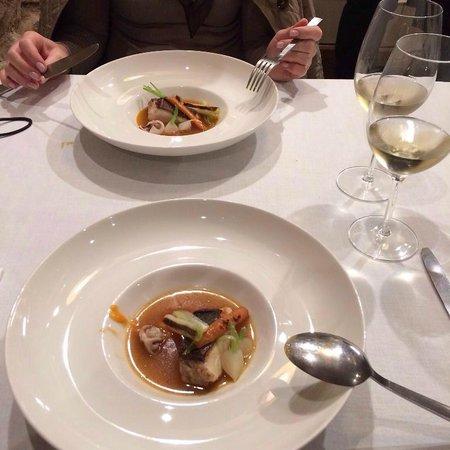 Restaurant Montiel : Пескада