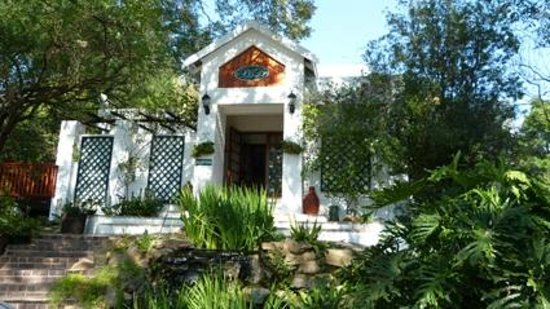 Rivonia Bed & Breakfast: Receptie
