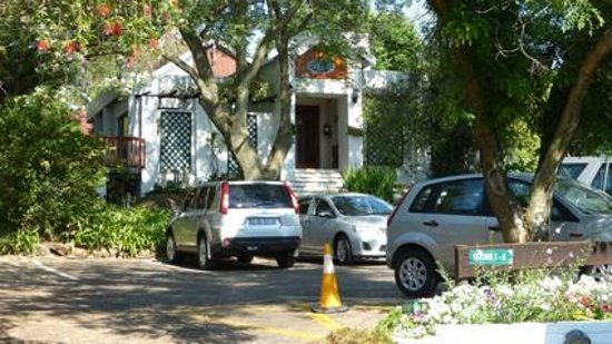 Rivonia Bed & Breakfast : Parkeren