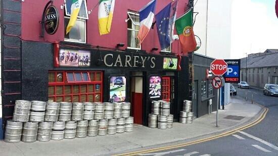 Careys Tavern: atlhlone
