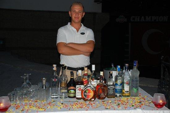 Champion Holiday Village : Gala Night