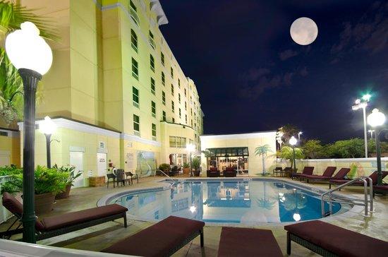 Hampton Inn Suites Jacksonville South St Johns Town Center Area Outdoor Pool