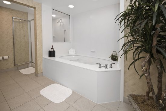 Hampton Inn & Suites Jacksonville South-St. Johns Town Center Area: Suite Bathroom