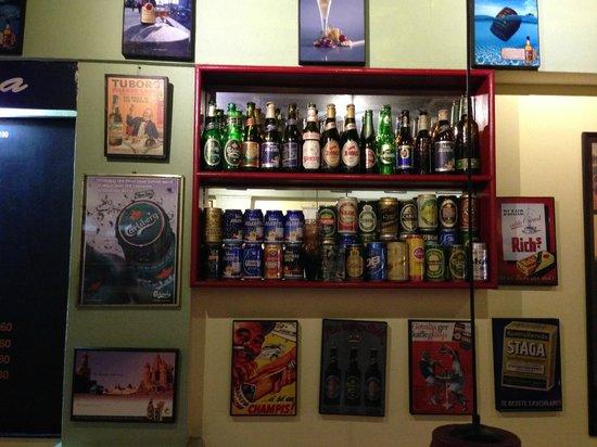 Cafe Europa - Krabi: Danish beers