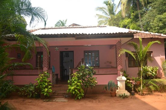 Joanita guest house goa baga guesthouse reviews - Guest house in goa with swimming pool ...