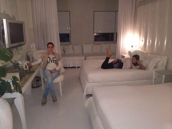 Delano South Beach Hotel Room 715