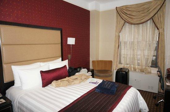 Hotel Metro: Chambre