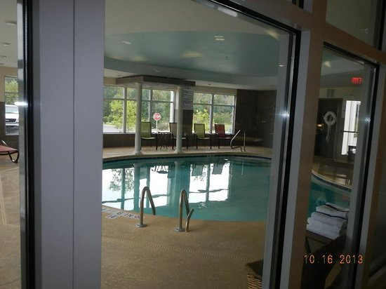 Holiday Inn Express & Suites Havelock : pool area