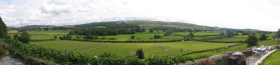 Greenbank Farm B&B: Panoramic view