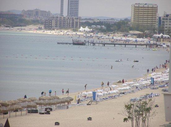 DIT Evrika Beach Club Hotel : SUNNY BEACH