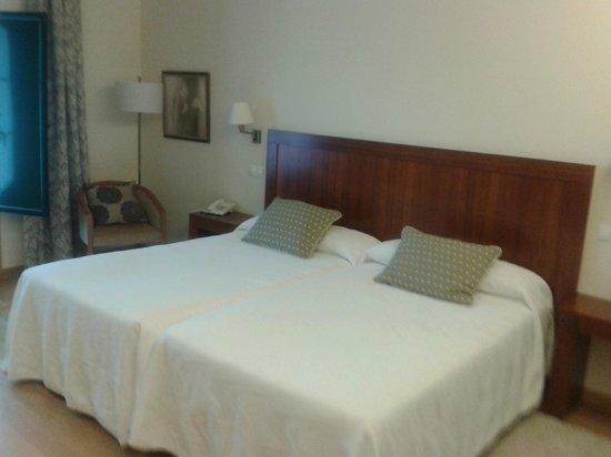 Hotel O Cabazo: Habitación