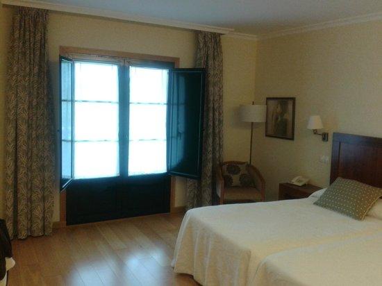 Hotel O Cabazo: Habitación con terraza
