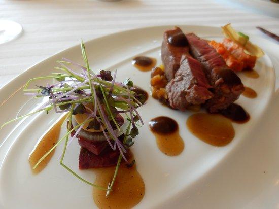 Terakoya : メインのお肉料理
