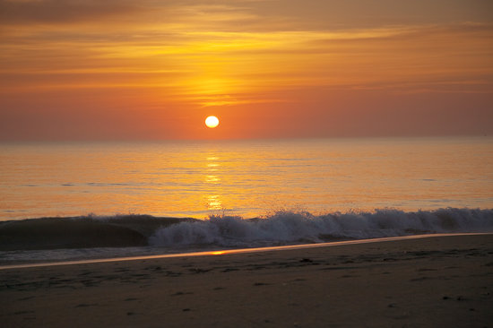 Sandbridge Beach is located 15 miles south of the Resort Area of Virginia Beach. Sandbridge is a