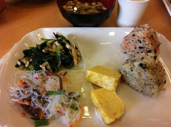 Toyoko Inn Hokkaido Hakodate Ekimae Daimon: Toyoko Inn Daimon Hakodate Breakfast