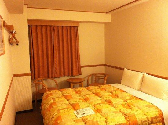 Toyoko Inn Hokkaido Hakodate Ekimae Daimon: Toyoko Inn Daimon Hakodate Double Room