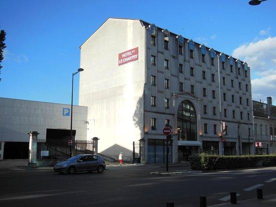 Hotel Le Chantry : L'ALBERGO
