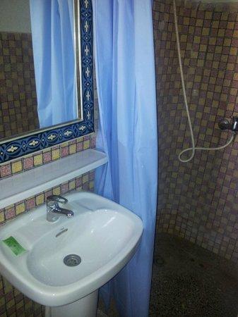 Gite Dayet Aoua : Salle de bains