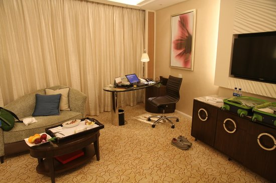 Edsa Shangri-La: good working area