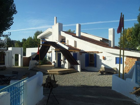 Gite Dayet Aoua : Whole view of the gîte