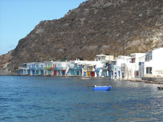 Sea Kayak Milos: lovely scenery