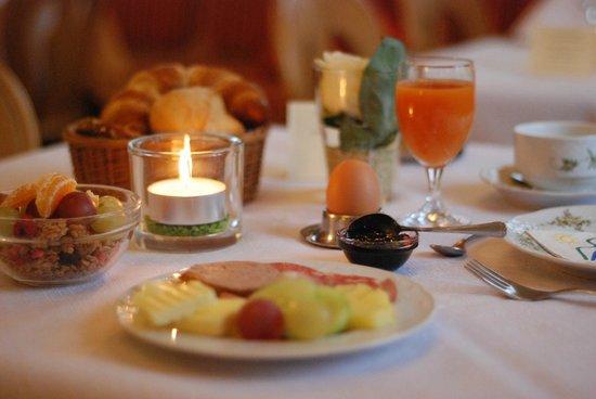 Gasthof Adler: Frühstücksbuffet