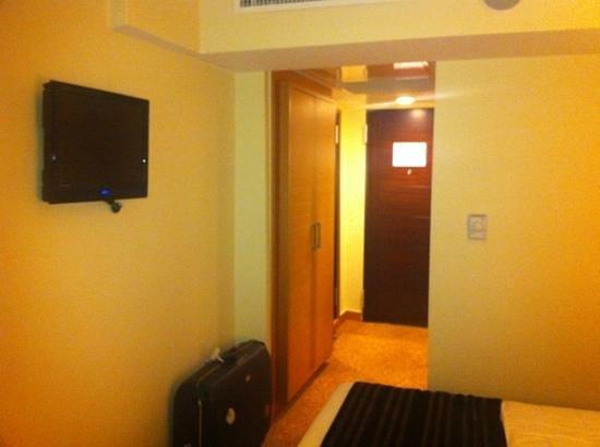 Best Western Plus The President Hotel: entrada habitación