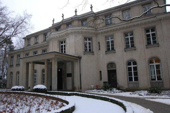 Wannsee Villa Picture of Haus der Wannsee Konferenz
