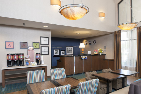 Hampton Inn & Suites South Bend: Enjoy our free hot breakfast when you stay with us.