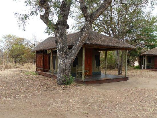 Shindzela Tented Safari Camp: Tented Camp
