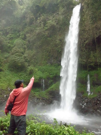 Banyuwangi, Indonesia: air terjun, daerah ndani,sragi. kec. songgon bwi