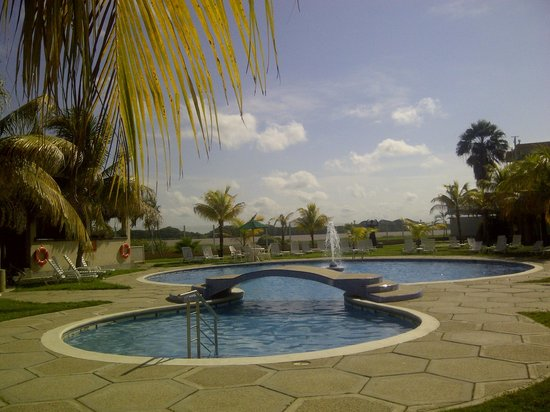 San Fernando De Apure, Venezuela: The pool, all day relax.