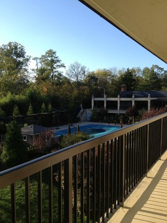 Rodeway Inn & Suites - New Hope: Pool