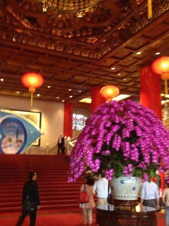 Grand Hotel Taipei: Lobby