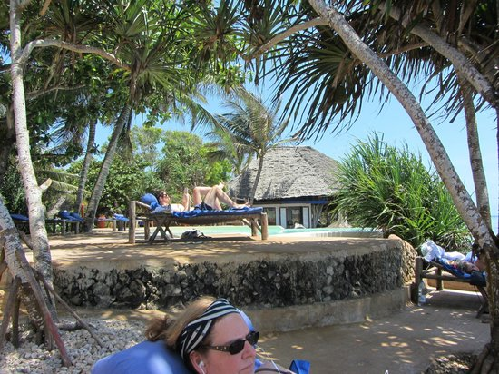 Matemwe Lodge, Asilia Africa : Grounds